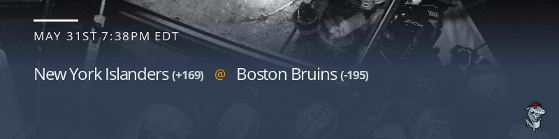 New York Islanders vs. Boston Bruins - May 31, 2021