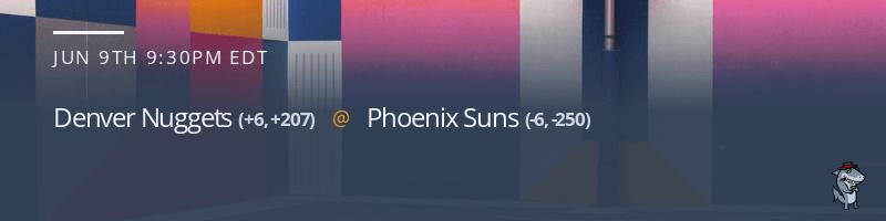 Denver Nuggets vs. Phoenix Suns - June 9, 2021